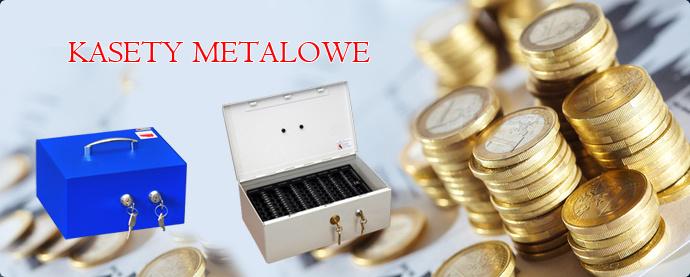 Kasety Metalowe